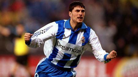 Berikut ini merupakan kabar dari bintang Deportivo La Coruna Diego Tristan yang sempat membuat publik Old Trafford tercenang. - INDOSPORT