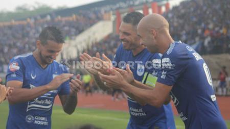 PSIS Semarang vs Arema FC. - INDOSPORT