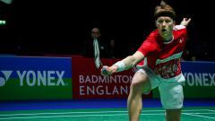 Indosport - Anders Antonsen menjuarai Denmark Open 2020.