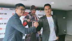 Indosport - Selebriti Indonesia, Joe Taslim akan menjadi karakter baru di game Free Fire dengan nama Jota.