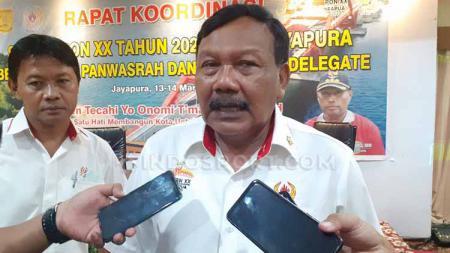 Komite Olahraga Nasional Indonesia (KONI) Pusat berharap wabah virus corona yang tengah menyerang sejumlah negara tak berdampak pada pelaksanaan PON 2020. - INDOSPORT