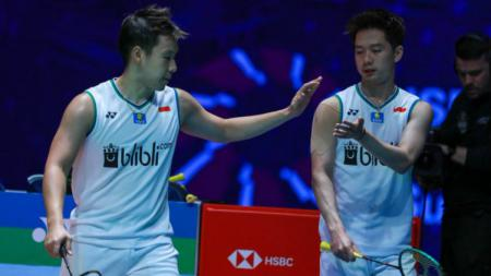 Federasi Bulutangkis Dunia (BWF) kembali mengeluarkan update peringkat dunia terkini menuju ajang BWF World Tour Finals 2020 pada Selasa (31/3/20). - INDOSPORT