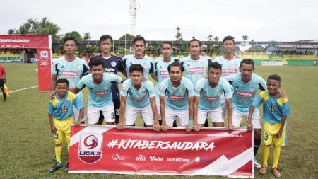 Manajemen klub Liga 2, Sulut United, buka suara perihal surat keputusan PSSI dan masa depan Liga 2 2020. - INDOSPORT