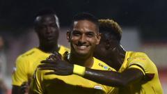 Indosport - Gelandang serang Bhayangkara FC Renan da Silva (Brasil).