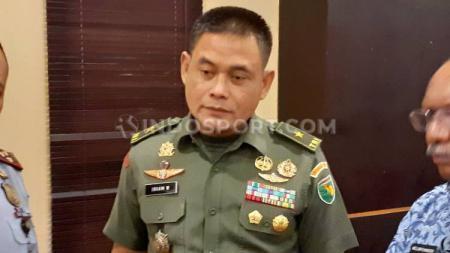 Ketua Puslatprov Papua, Brigjen TNI Irham Waroihan - INDOSPORT