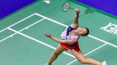 Indosport - Zhang Beiwen, pebulutangkis asal Amerika Serikat