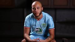 Indosport - Marcus Vinicius Vidal Cunha alias Marquinhos resmi gabung klub Liga 1, Persela Lamongan.