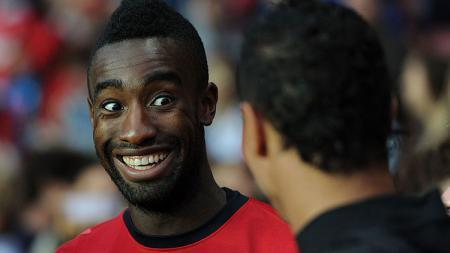 Johan Djourou saat masih memperkuat Arsenal. - INDOSPORT
