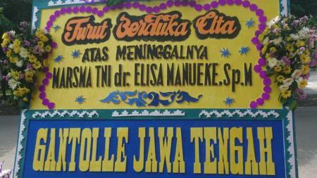 Mantan juara dunia paralayang asal Indonesia, Marsma TNI dr. Elisa Samson Manueke di Rumah Sakit Sardjito, Yogyakarta, Kamis (19/03/20) malam. - INDOSPORT