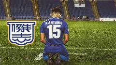 Indosport - Stefan Antonic, anak dari Dejan Antonic yang dipanggil ke Timnas Indonesia kini membela Kitchee SC