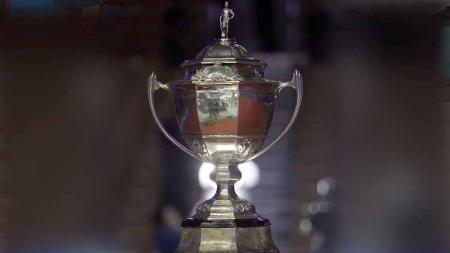 Resmi ditunda, mungkinkah Indonesia kembali puasa gelar Thomas Cup selama 18 tahun. - INDOSPORT
