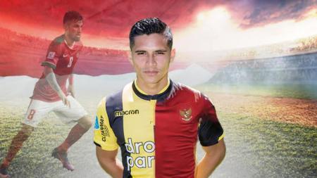 Diketahui kalau 3 pemain sepak bola asal Belanda keturunan Indonesia ini ternyata satu agen juga dengan Navarone Foor. - INDOSPORT