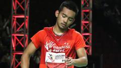 Indosport - Pebulutangkis PB Djarum, Pramudya Kusumawardana.