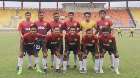 PSKC Cimahi, masih menunggu pencairan subsidi, tanggal kick off, serta venue Liga 2 2020, yang akan dilanjutkan kembali pada Oktober mendatang. - INDOSPORT