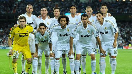 Real Madrid di bawah asuhan Jose Mourinho musim 2011/12 adalah salah satu tim terhebat sepanjang masa yang sayangnya kerap dipandang sebelah mata. - INDOSPORT