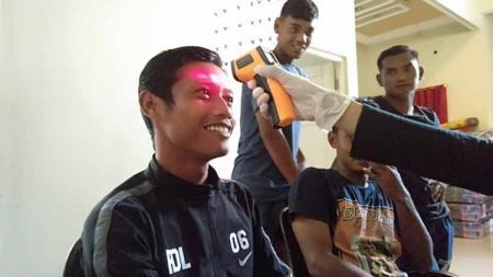 Manajemen klub liga 2 Putra Sinar Giri (PSG), berencana mengadakan rapat membahas persiapan Liga 2 yang rencananya akan kembali bergulir. - INDOSPORT