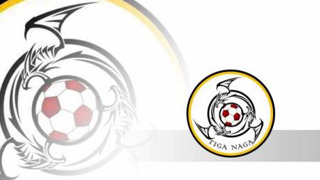 Logo Tiga Naga. - INDOSPORT