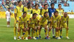Indosport - Skuat Persmin Minahasa di tahun 2007.
