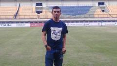 Indosport - Imral Usman sempat menjadi top skor Persib Bandung, disaat pemain asing mulai menghiasi klub itu di Liga Indonesia 2003.