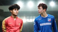 Indosport - Penyerang muda klub Liga Belanda, Jim Croque mengaku siap membela Timnas Indonesia U-19, dan bagaimana jika ia menjadi teman duet Bagus Kahfi?