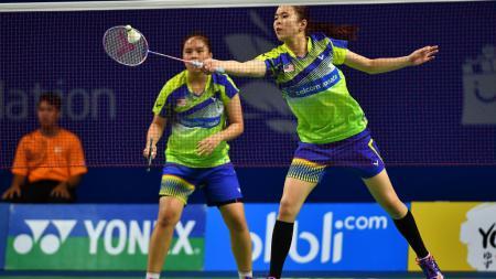 Media Malaysia soroti jawara Swiss Open 2021 yakni Pearly Tan/Thinaah Muralitharan yang sukses melesat di ranking dunia pada update terbaru BWF. - INDOSPORT