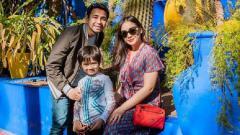 Indosport - Pesohor Raffi Ahmad menjadi sorotan usai menghadiri perayaan ulang tahun ayah pembalap Sean Gelael, Ricardo.