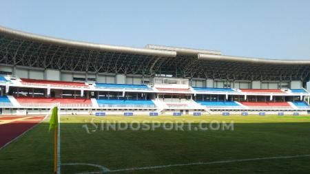 Stadion Mandala Krida. - INDOSPORT