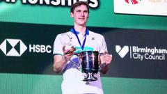 Indosport - Pebulutangkis tunggal putra Denmark, Viktor Axelsen menyebut pemain andalan Malaysia, Lee Zii Jia sebagai calon lawan tangguhnya di masa depan, kok bisa?