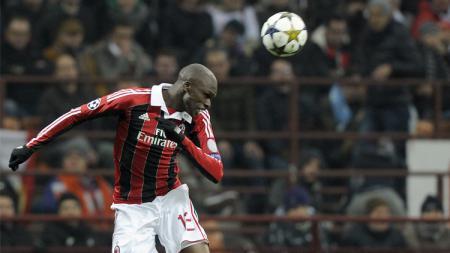 Bakaye Traore, mantan pemain klub Serie A Italia, AC Milan. - INDOSPORT