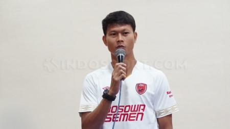 Dedi Gusmawan pasrah jika gajinya dipangkas oleh manajemen klub Liga 1 PSM Makassar, pasca keputusan PSSI di tengah wabah virus corona. - INDOSPORT