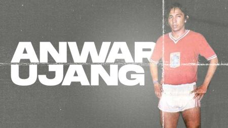 Anwar Ujang kapten Timnas berjuluk Beckenbauer Indonesia yang sempat mendapatkan pujian dari legenda sepak bola Brasil, Pele. - INDOSPORT