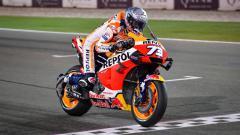 Indosport - Petinggi Honda Racing Corporation (HRC), Alberto Puig, memberikan pujian kepada Alex Marquez dan berharap adik Marc Marquez itu terus berkembang di MotoGP.