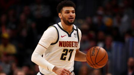 Pebasket klub Denver Nuggets, Jamal Murray. - INDOSPORT