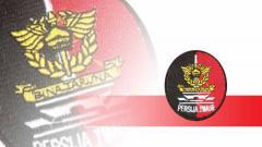 Indosport - Logo Persijatim Solo FC.