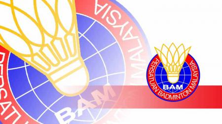 Logo Badminton Association of Malaysia (BAM). - INDOSPORT