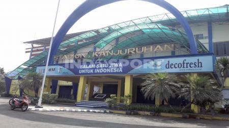 Markas Arema FC untuk Liga 1, Stadion Kanjuruhan Malang. - INDOSPORT