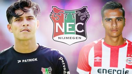 Salah satu klub asal Belanda NEC Nijmegen bisa dibilang sebagai pabrik bagi para pemain sepak bola Eropa keturunan Indonesia. - INDOSPORT