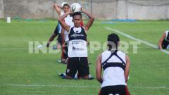 Indosport - Winger Bali United, Rahmat, tak masalah jika Liga 1 2021 terpusat di Pulau Jawa.