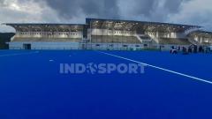 Indosport - Lapangan Hoki PON Papua.