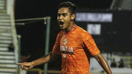 Pemain andalan Persiraja Banda Aceh di Liga 1 2020, Miftahul Hamdi, mengaku tidak memiliki banyak persiapan untuk menyambut Hari Raya Idulfitri atau Lebaran tahun ini. - INDOSPORT