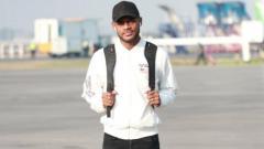 Indosport - Bek Madura United asal Papua, Marckho Merauje
