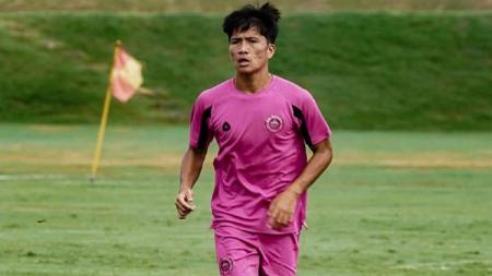 Pemain klub Liga 2 Sulut United, Daud Kotulus. - INDOSPORT