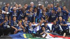 Indosport - Klub Inter Milan pernah menerima gelar juara scudetto 'hibah' pada musim 2005-2006 sebagai buntut Calciopoli di Liga Italia Serie A.