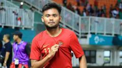 Indosport - Pemain andalan Bhayangkara FC, Saddil Ramdani, jadi terangka kasus penganiayaan karena tidak terima ibunya diina oleh pemabuk.