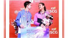 Indosport - Masita Mahmudin, Wanita yang Jadi Eks Pasangan Kevin Sanjaya di Nomor Ganda Campuran
