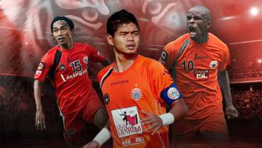 Nostalgia 5 Trisula Maut Mematikan Liga Indonesia: Ada Trio ABG Persija Jakarta