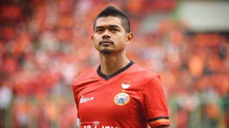 Bambang Pamungkas merupakan sosok yang menjadi inspirasi bagi winger klub Liga 1 Bali United, M Rahmat. - INDOSPORT