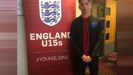 Klub Liga Inggris, Brighton & Hove Albion bersedia melepas Jaami Qureshi untuk memperkuat Timnas Malaysia U-19. - INDOSPORT