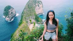 Indosport - Pesona Ginny Sidi, pebasket cantik Indonesia yang kini tengah menimba ilmu di Korea Selatan.