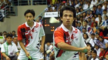 4 Atlet Bulutangkis Muslim Indonesia yang Raih Medali Emas Olimpiade - INDOSPORT